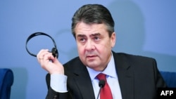 "German Foreign Minister Sigmar Gabriel: ""There is zero threat emanating from these countries."" (file photo)"