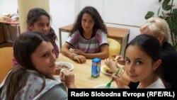 Децата од СОС детското село во посета на Прага