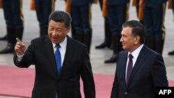 Последний раз Шавкат Мирзияев посещал Китай в мае 2017 года.