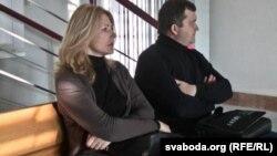 Жонка Алеся Натальля чакае выкліку на працэс у якасьці сьведкі