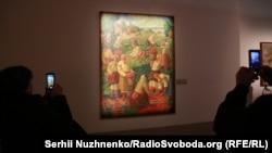 Іван Падалка «Збирання помідорів», 1932 рік