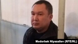 Мелис Калыков.