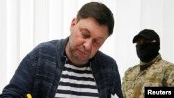 Кирилл Вышинский в суде, 17 мая 2018 года