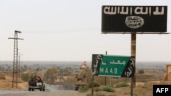 Deir ez Zor u Siriji, ilustrativna fotografija