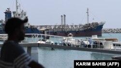 Біріккен Араб Әмірліктерінің шығысындағы Фуджейра порты.