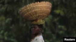 Жительница Бурунди