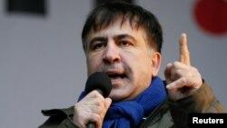 Saakashvili, Kiev 2017
