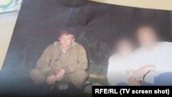 Сирияга барган орус согушкерлери