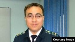 Эркин Сазыков.