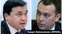 Каныбек Иманалиев жана Темир Жумакадыров