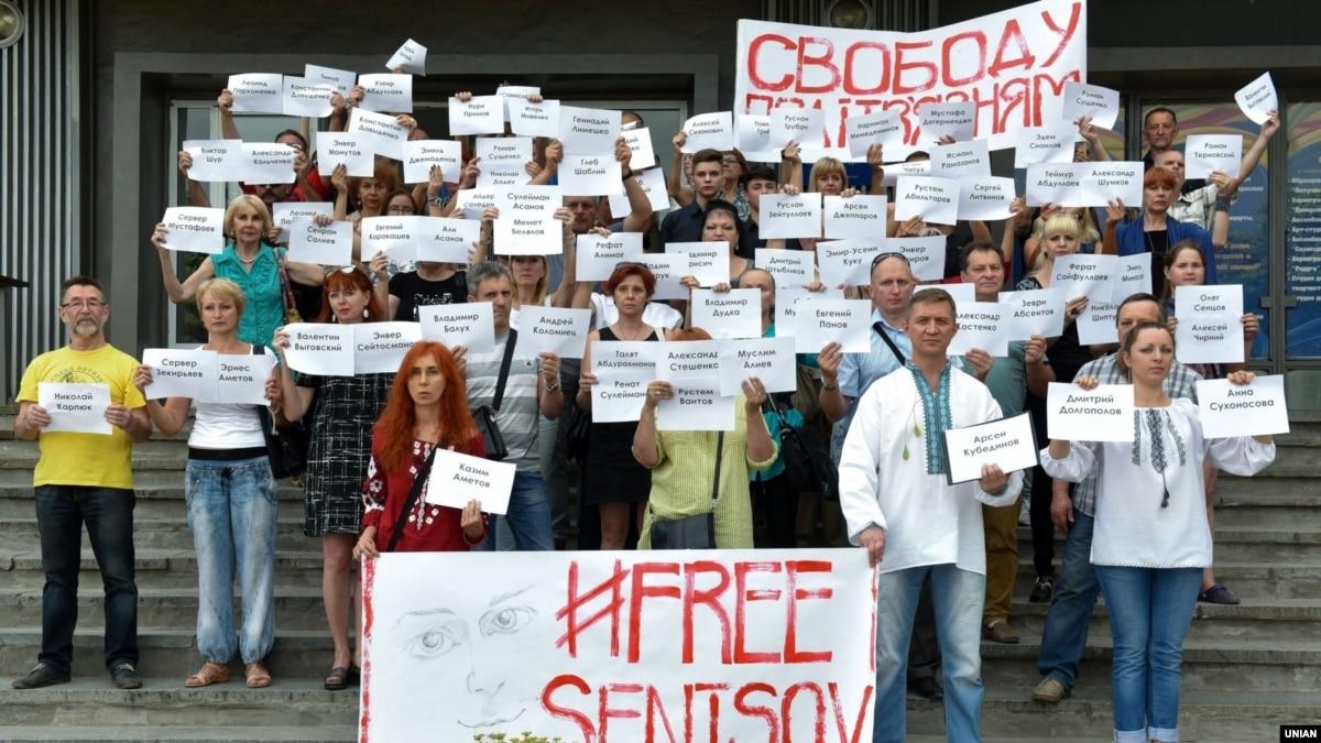Украинский омбудсмен Денисова снова приедет на Ямал к Олегу Сенцову