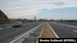 Serbia - cars highway