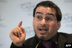 Иракский журналист Мунтазар Заиди.