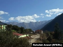 Picturesque Parun is the capital of eastern Nuristan Province