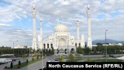 Мечеть в Шали
