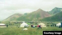 """""""Чоң-Алай тоосу"""" фестивалы. 6-август, 2016-жыл."""