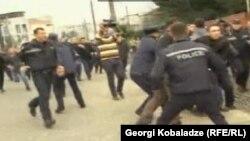 Столкновения в Зугдиди