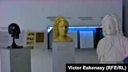 La Muzeul Bach de la Eisenach