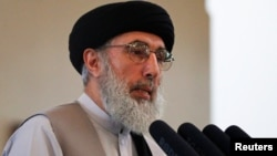 Gulbuddin Hekmatyar arrived in Kabul on May 4 after more than 20 years in self-imposed exile.