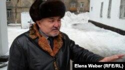 Чернобыль атом электр станциясындағы апат салдарын жоюға қатысқан қазақстандық Әбілдә Әбдікәрімов.