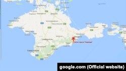 Реабілітаційний центр «Надія», майно якого планують виставити на продаж у Криму
