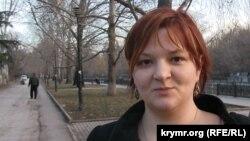Олександра Криленкова