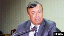 Маҳмадулло Саидалиев, раиси ноҳияи Данғара.
