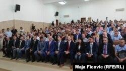 Svečana sednica Srpske liste