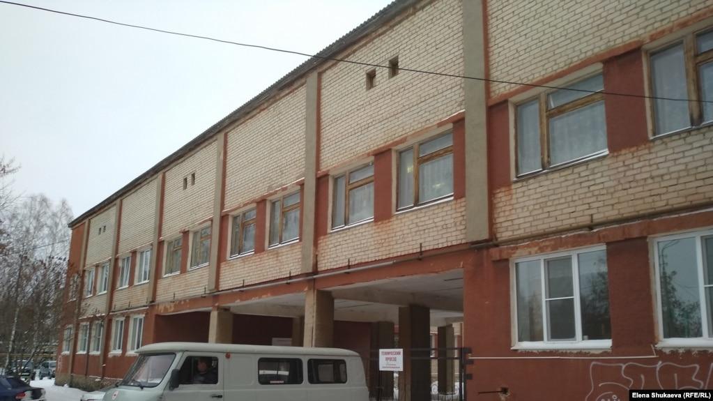 Богдановичская центральная районная больница