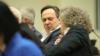 Сашо Мијалков на пресудата за Титаник 2