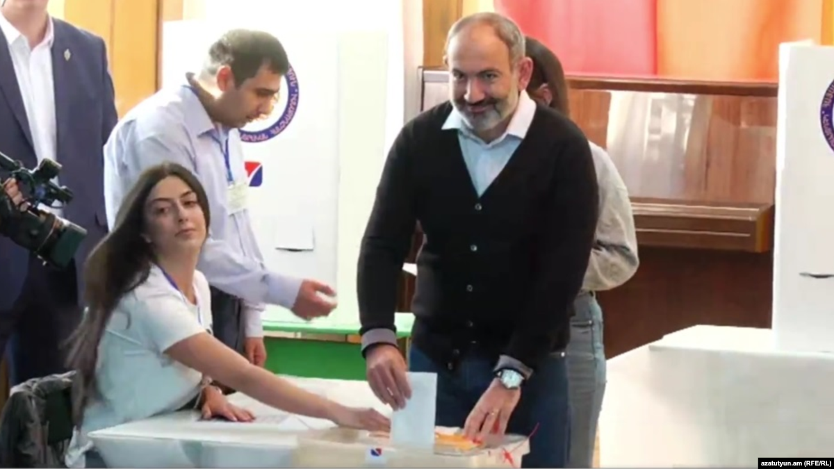 Yerevan Holds Snap Municipal Polls After 'Real' Election Campaign