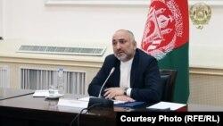محمد حنیف اتمر، سرپرست وزارت امور خارجه افغانستان