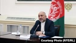 محمد حنیف اتمر سرپرست وزارت خارجه افغانستان