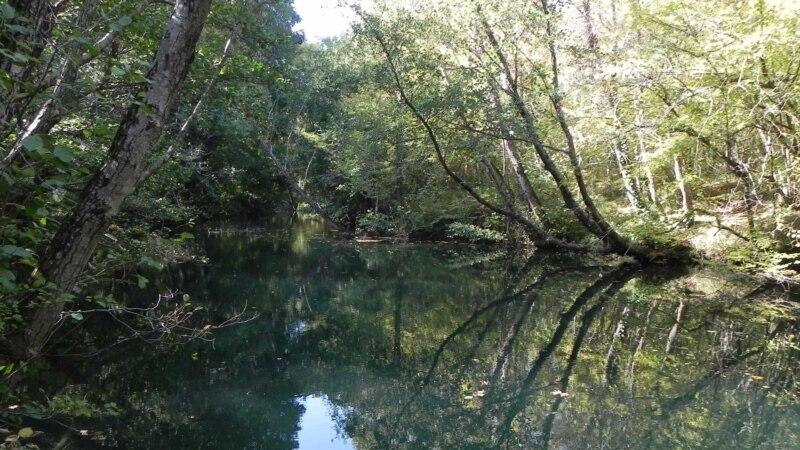 В Крыму может пересохнуть река Черная – отчет гидрологов