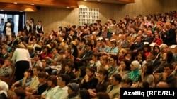 Форумның пленар утырышы, 28 август 2012