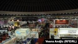 Serbia - Belgrade, 55th International Book Fair, 25.-31.Oct2010., 25Oct2010.
