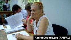 Громадська активістка Раїса Радченко