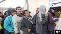 پناهجویان افغان در فرانسه