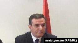 Артак Закарян (архив)