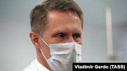Ministrul rus al sănătății Mihail Murașko