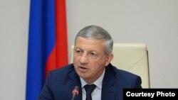Вячеслав Битаров, глава республики Северной Осетии-Алании