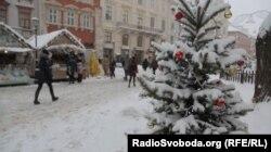 Львів напередодні Нового року