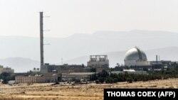 نیروگاه هستهای دیمونا در صحرای نگب اسرائیل