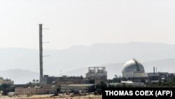 نیروگاه دیمونا اسرائیل (عکس از آرشیو)
