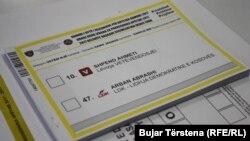 Fletvotim për raundin e dytë të zgjedhjeve lokale në Komunën e Prishtinës