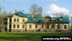 Палац Прушынскіх-Любанскіх Лошыцкі парк