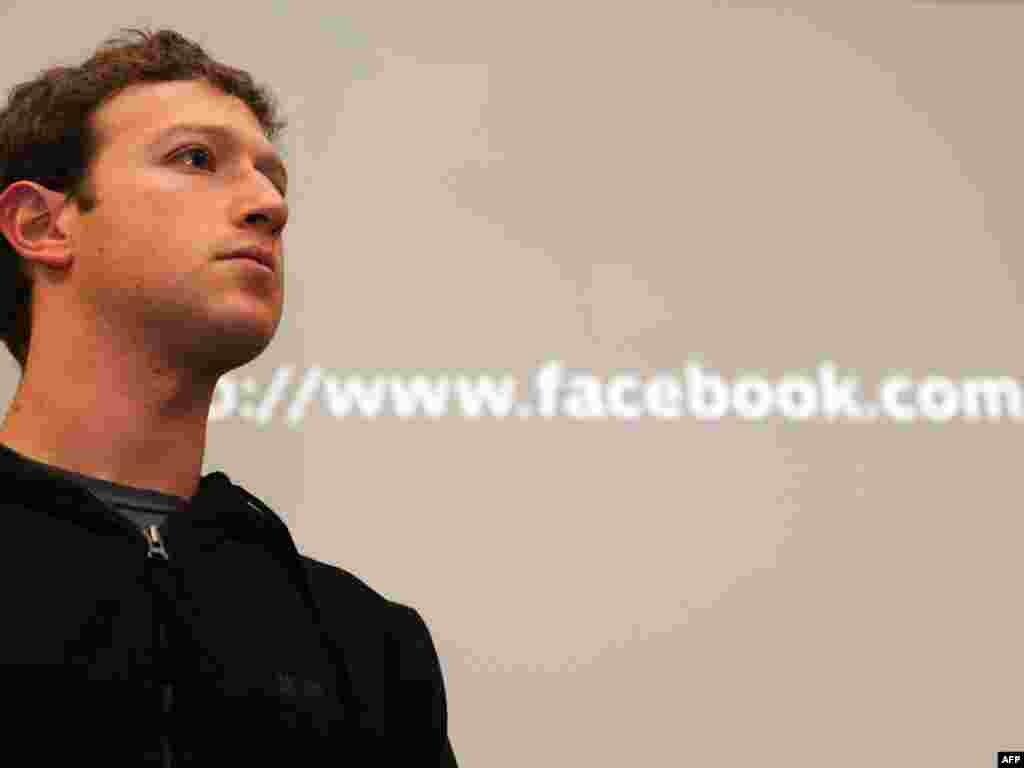 مار ک زاکربرگ، بنیان گذار «فيس بوک» به عنوان مرد سال مجله تايم انتخاب شد