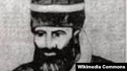 Предпологаемый образ Кунта-хаджи Кишиева