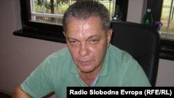 """Момчило Мирчевски, директор на Јавното претпријатие """"Куманово гас""""."""