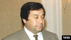 Борис Шихмурадов. 26 маусым 1997 жыл.